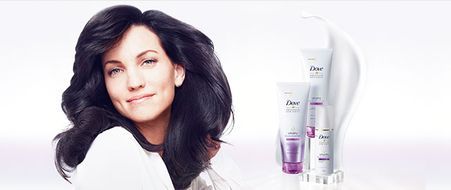 Dove Vitality Rejuvenated hair care products coupon