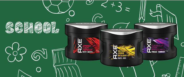 AXE Styling products coupon
