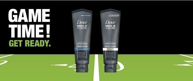 Dove Men+Care® Pro Moisture Shave Cream coupon