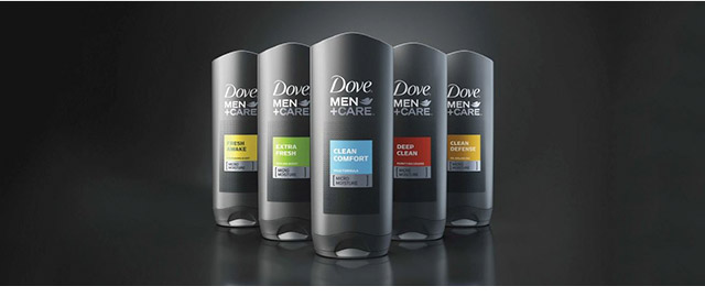 Dove Men+Care® body wash or bar coupon