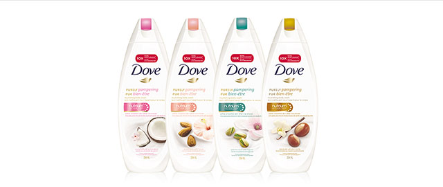 [FR] Dove® Body Wash coupon