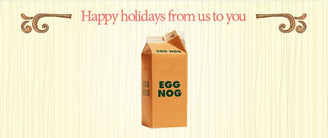 Egg Nog coupon