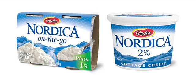 Buy 2: Nordica Cottage Cheese Products coupon