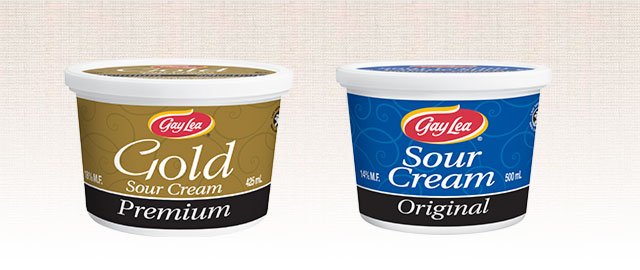 Buy 2: Gay Lea Sour Cream coupon