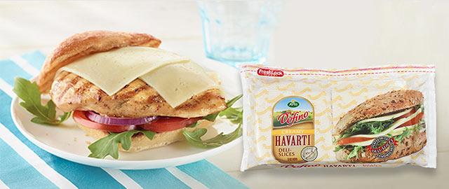 At Costco: Arla Dofino Creamy Havarti Slices coupon