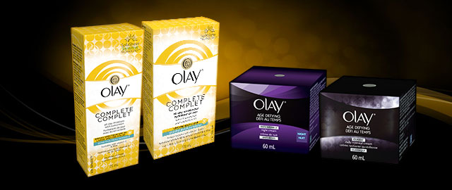Buy 2: Olay Complete & Age Defying Series products coupon