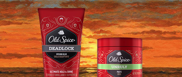 Old Spice Styling products coupon