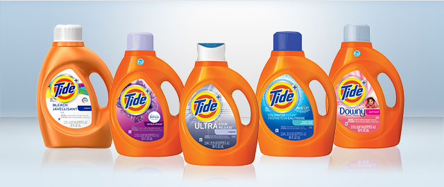 Select Tide products coupon