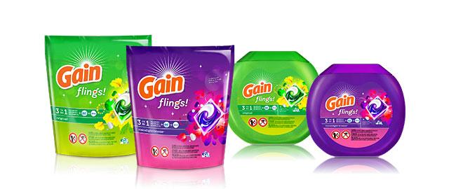 Gain® Flings® coupon