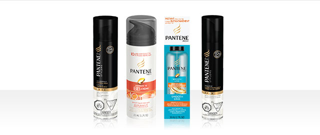 Pantene Pro-V Hair Styling Products coupon