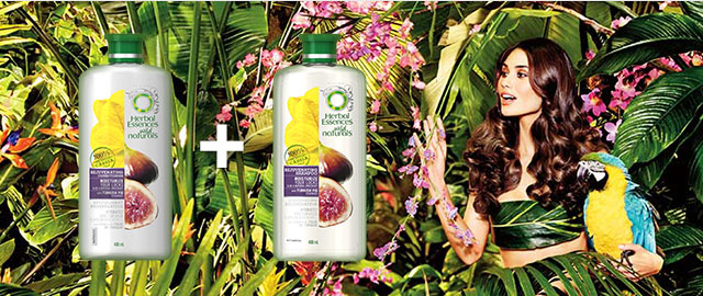 COMBO: Herbal Essences Shampoo + Conditioner coupon