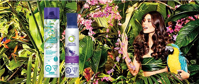 Herbal Essences Styling and Treatment products coupon