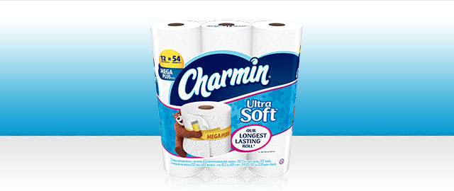 FR Charmin Volume Pack coupon