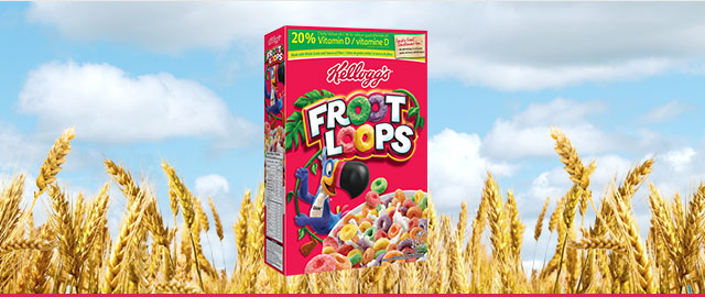 Kellogg's* Froot Loops* cereal coupon