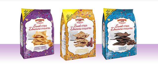Offer Blitz! Pepperidge Farm® Sweet Crisps coupon