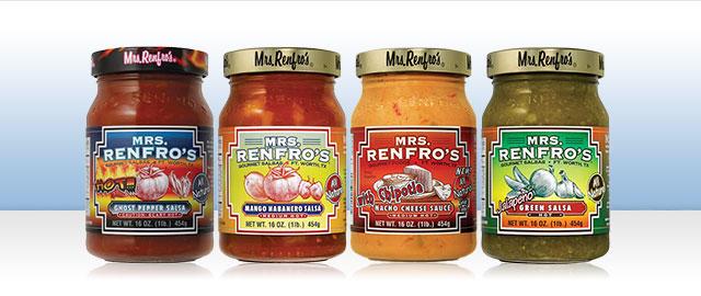 Buy 2: Mrs. Renfro's Salsa coupon