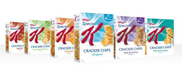 Offer Blitz! Special K* Cracker Chips coupon
