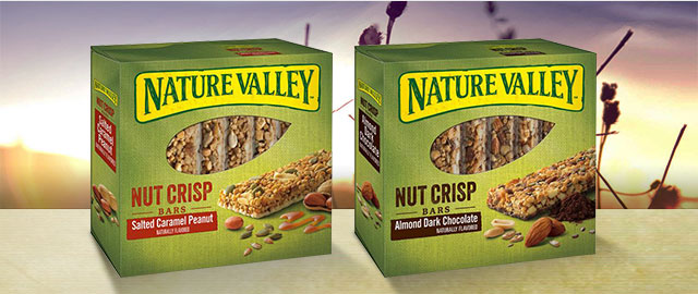 Nature Valley® Nut Crisp Bars coupon