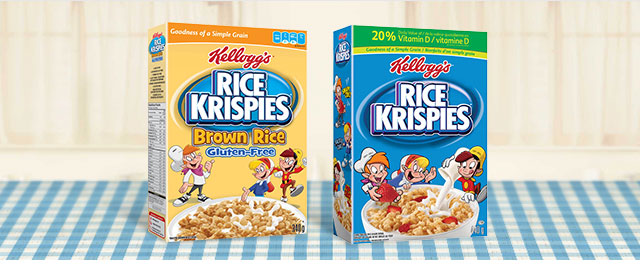 Kellogg's* Rice Krispies* Cereal coupon