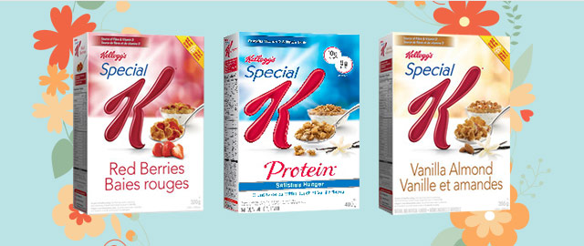 Special K* Cereal coupon