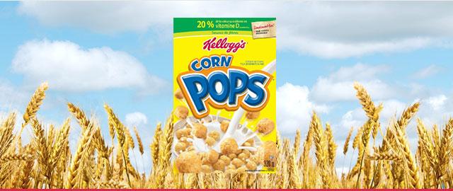 Céréales Kellogg's* Corn Pops* coupon