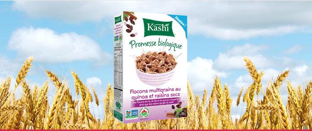 Céréales Kashi* coupon