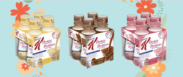 Special K* Protein Morning Shakes coupon