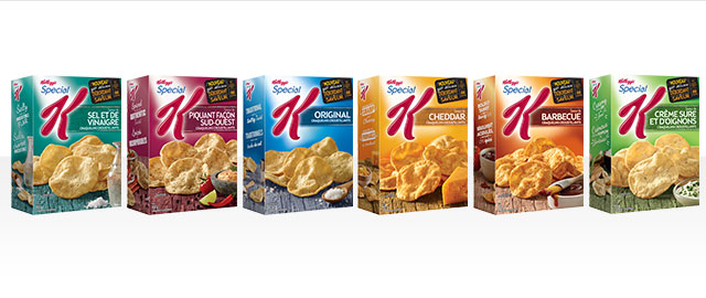 Craquelins croustillants Special K* coupon