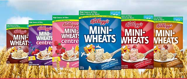 Buy 2: Mini-Wheats* cereal coupon