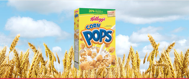 Buy 2: Kellogg's* Corn Pops* cereal coupon