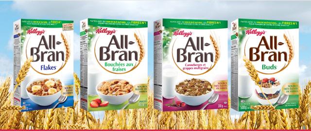 Achetez 2: Céréales All-Bran* coupon