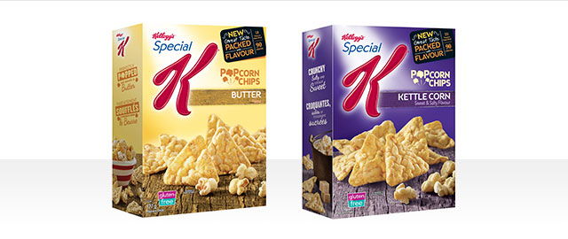 Special K* Popcorn Chips coupon