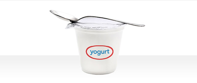 Yogurt coupon