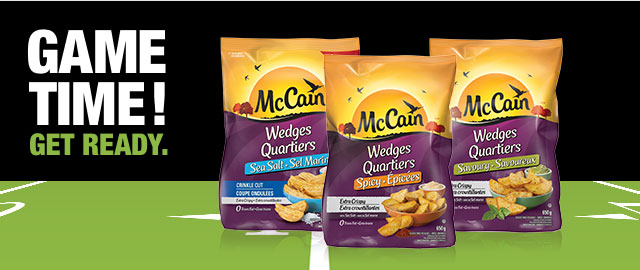 OFFER BLITZ! McCain® Wedges coupon