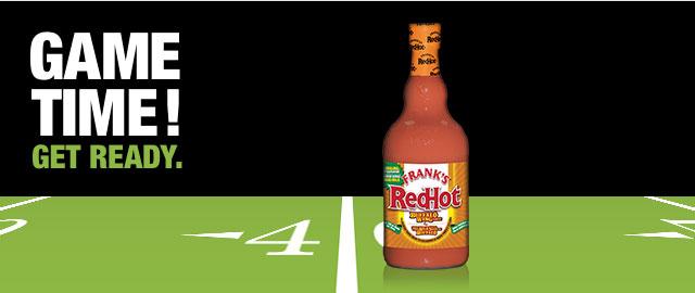 FRANK'S REDHOT® Buffalo Wing Sauce coupon