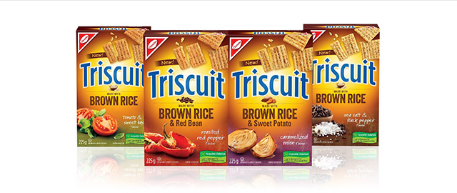 New! TRISCUIT Made With Brown Rice coupon