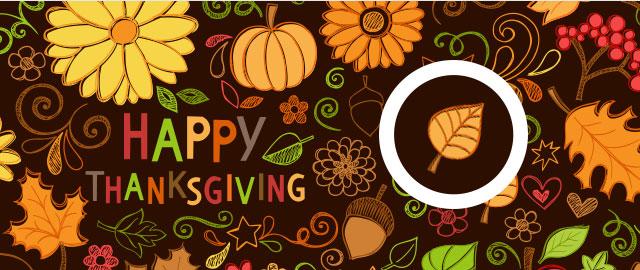 Thanksgiving coupon
