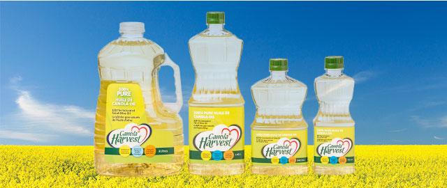 Canola Harvest® Canola Oil coupon