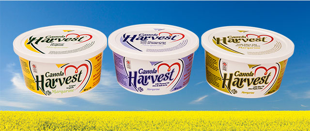 [FR] Canola Harvest® Margarine coupon