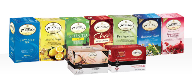 Twinings of London® Tea coupon