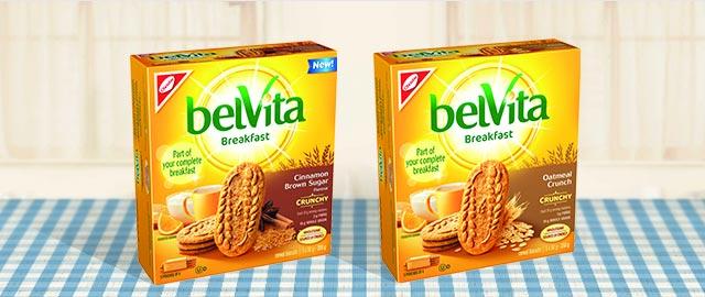 belVita Breakfast Biscuits coupon