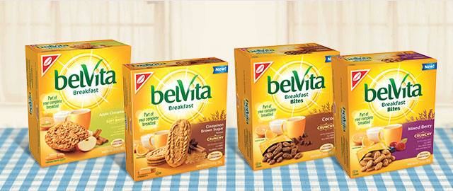Offer Blitz! belVita Breakfast Biscuits and Bites  coupon