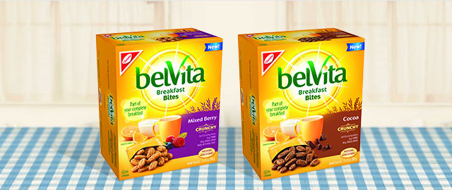 belVita Breakfast Bites  coupon