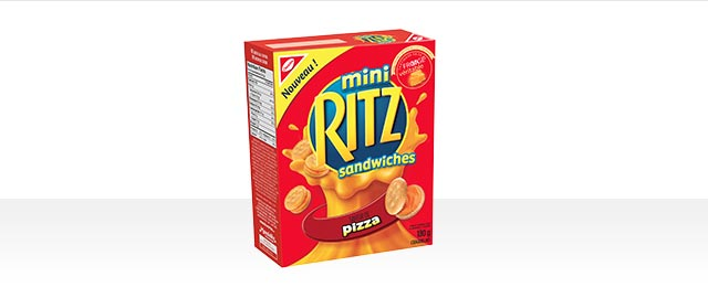 Ritz Bits Sandwiches Pizza coupon