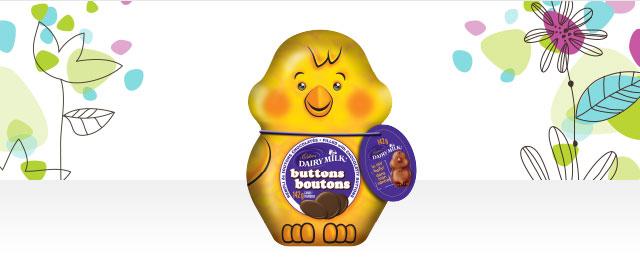 Unlocked! Cadbury Dairy Milk Buttons coupon
