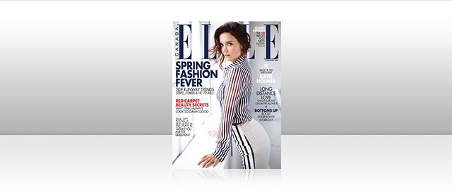 ELLE Canada Magazine coupon