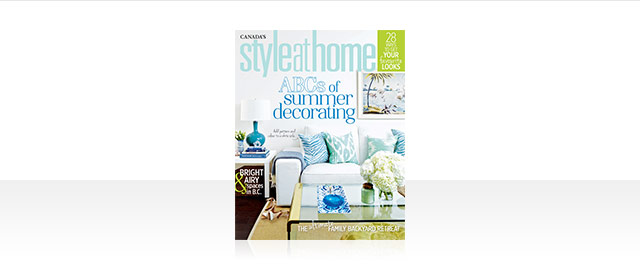 Style at Home Magazine coupon
