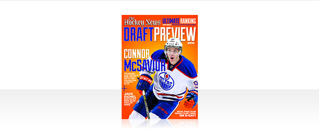 Hockey News Newsstand issue coupon