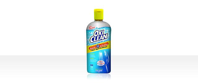 Activateur OxiClean (MC) pour lave-vaisselle  coupon
