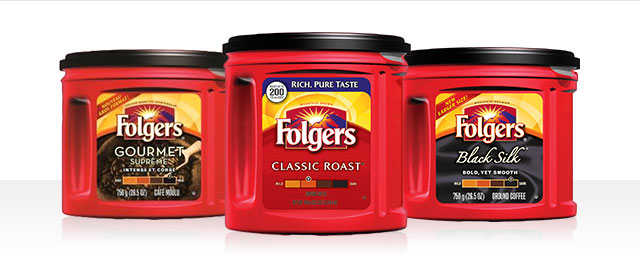 Offer Blitz! Select Folgers® Ground Coffee coupon